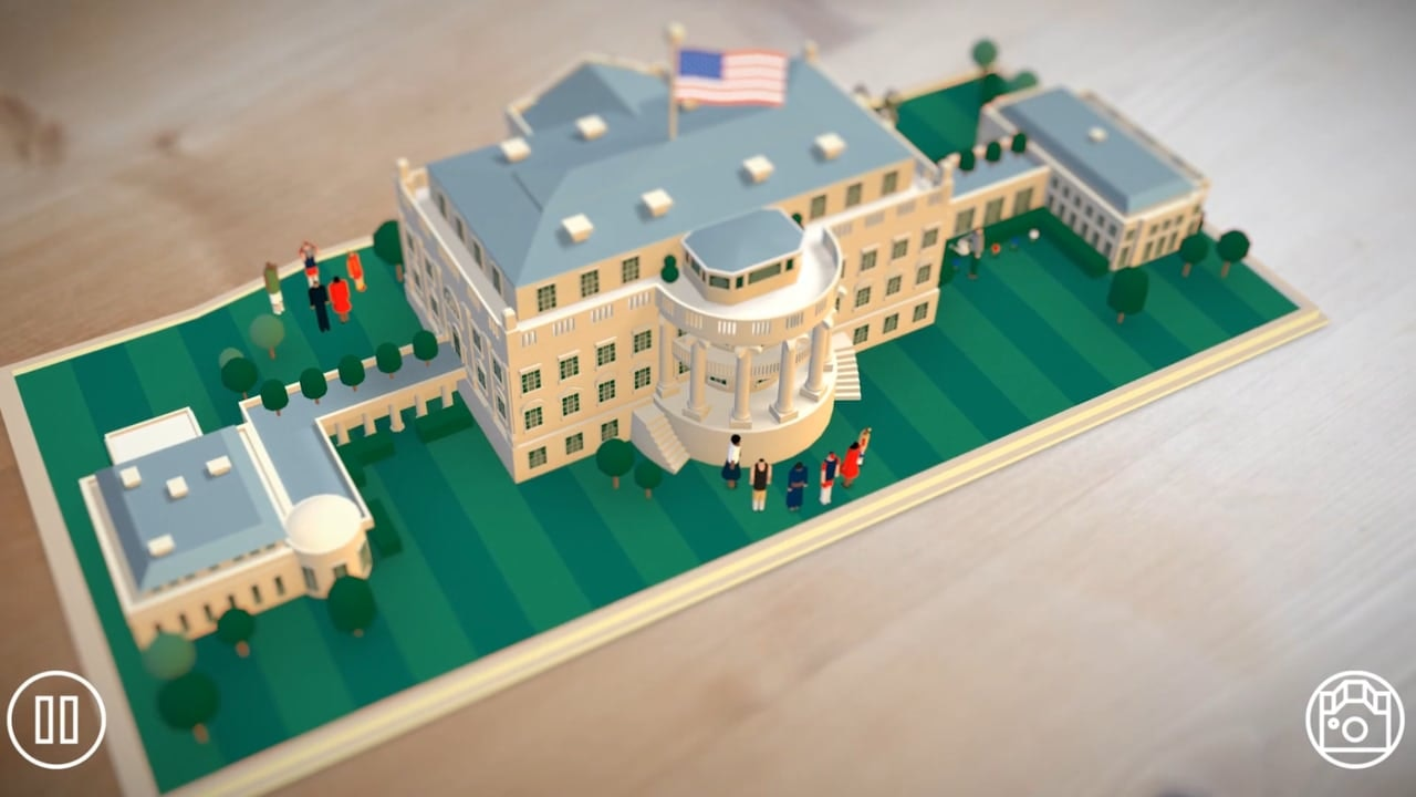 Making of: White House Historical Association - 1600