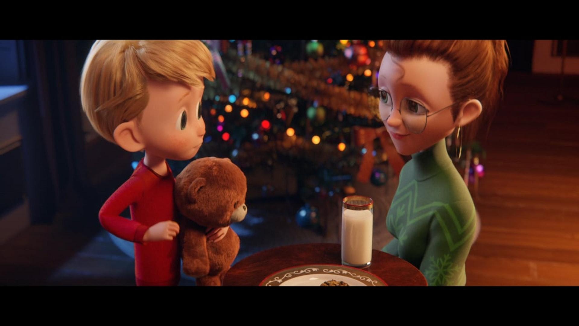 IGA - La collation du père Noël