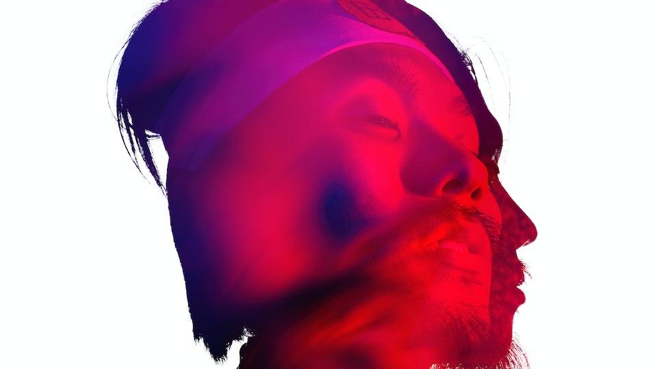People - RedBlue-Blur with DJ Tanaka