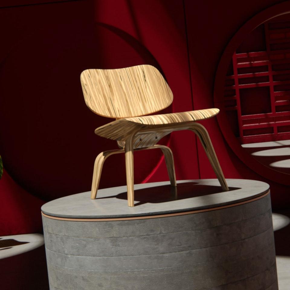 Ryan Locke - The Lounge Chair - Peeling back the layers