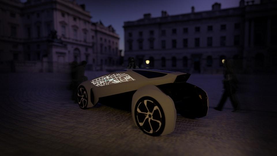 Jaguar Design Frontiers