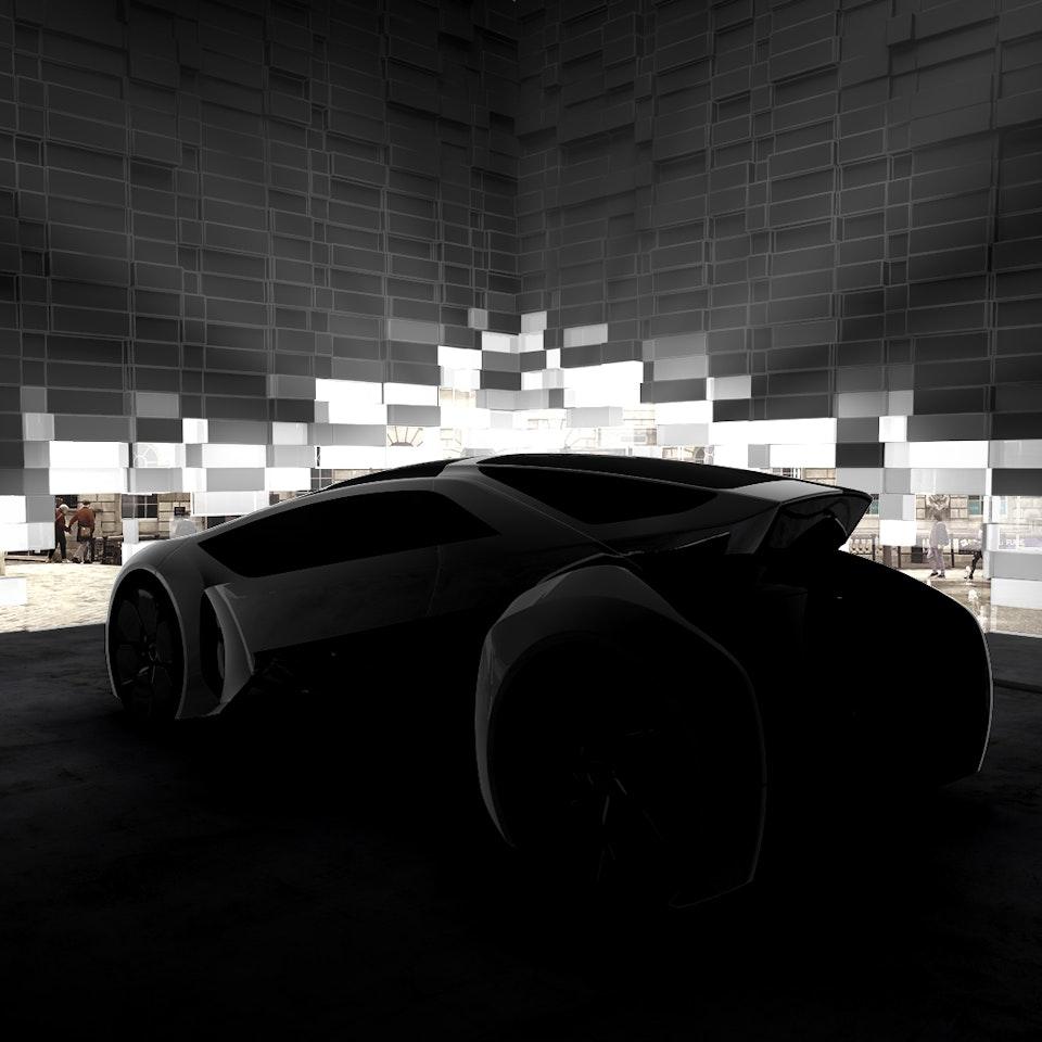 Ryan Locke - Jaguar Design Frontiers