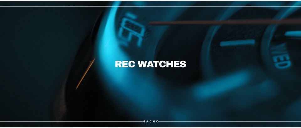 REC WACTHES // 901 Launch Campaign Rec_901 (0-00-00-00)