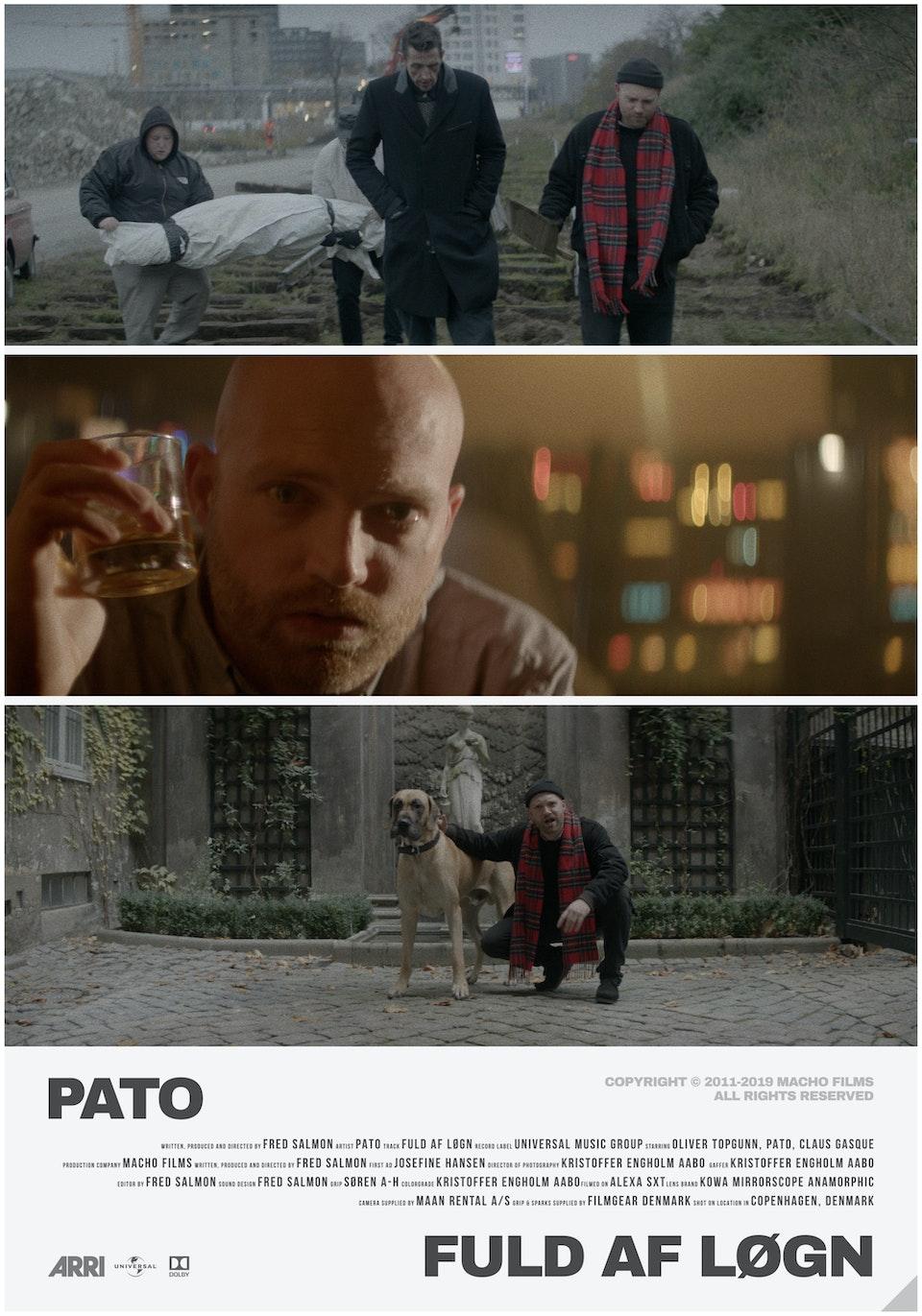 M A C H O - Pato // Fuld Af Løgn