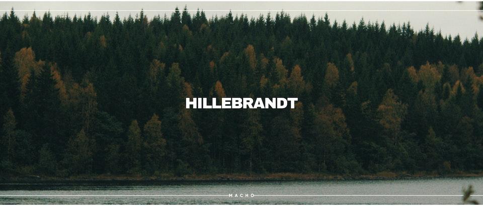 Hillebrandt // Nothing To Fear Hillebrandt (0-00-00-00)