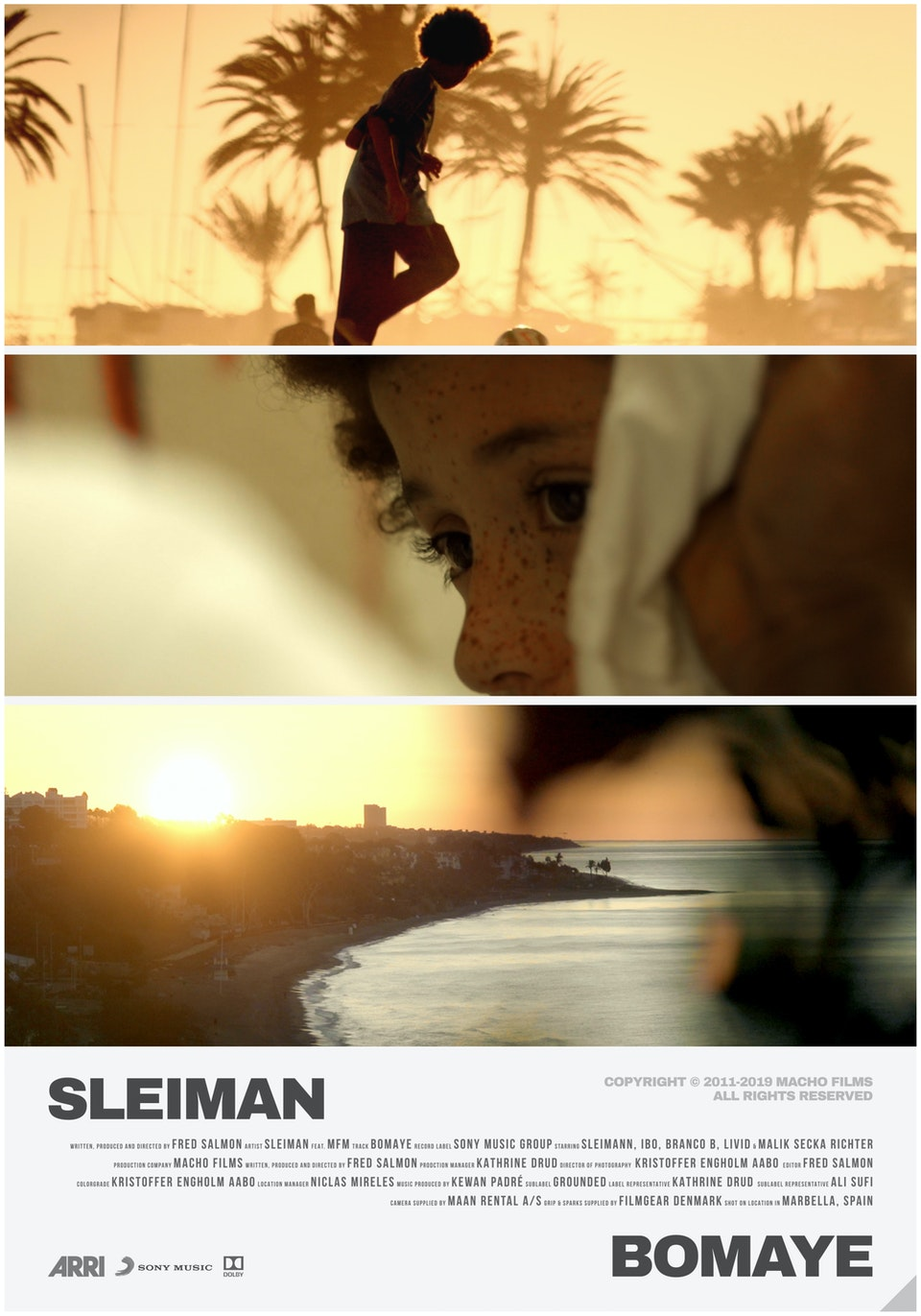 M A C H O - Sleiman // Bomaye