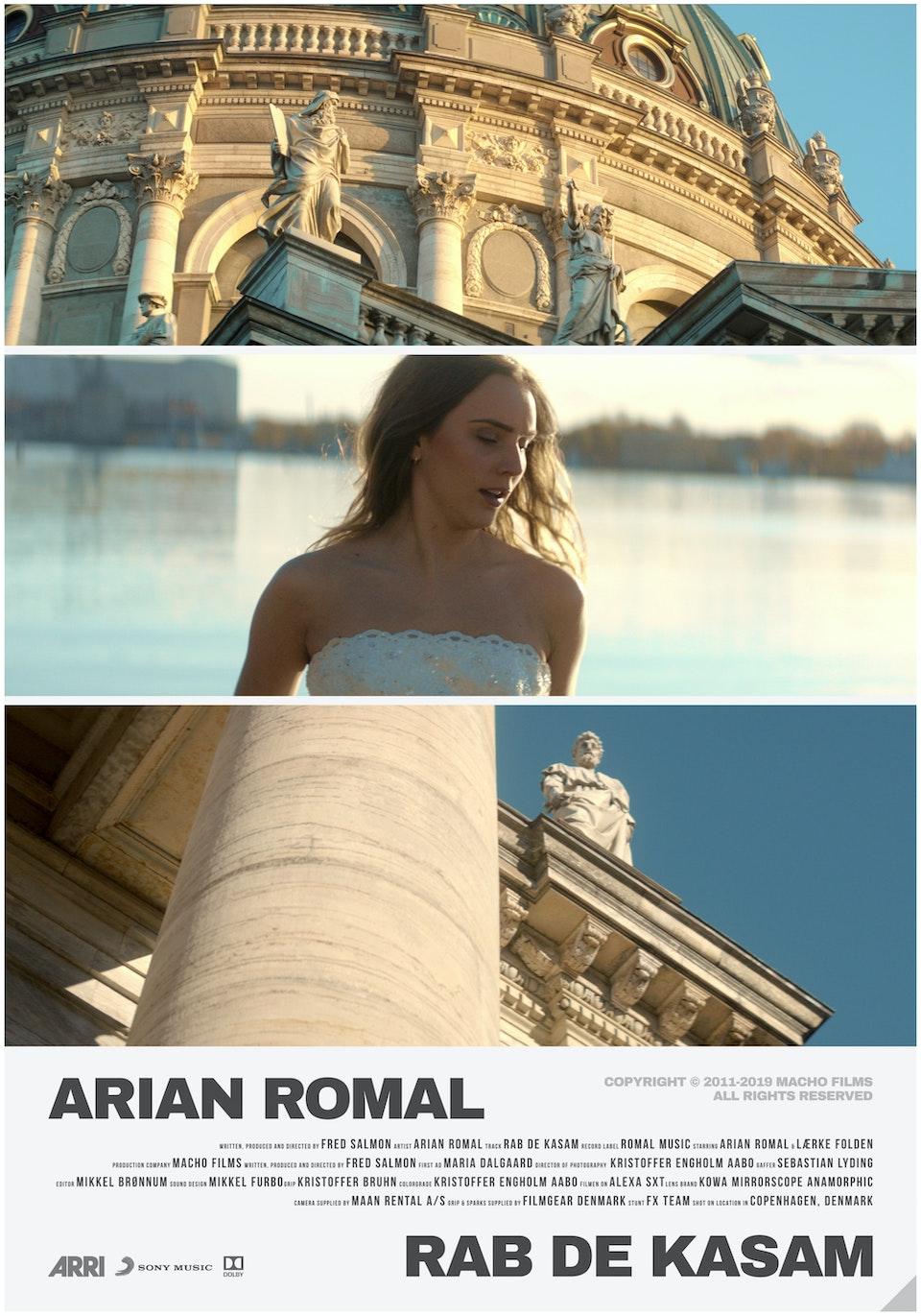 M A C H O - Arian Romal // Rab De Quasam