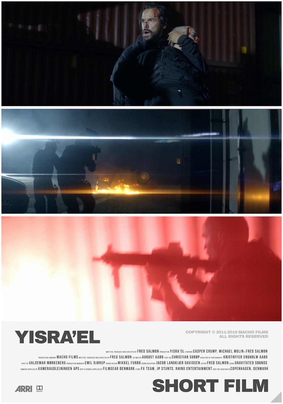 M A C H O - Yisra'el // Teaser Trailer