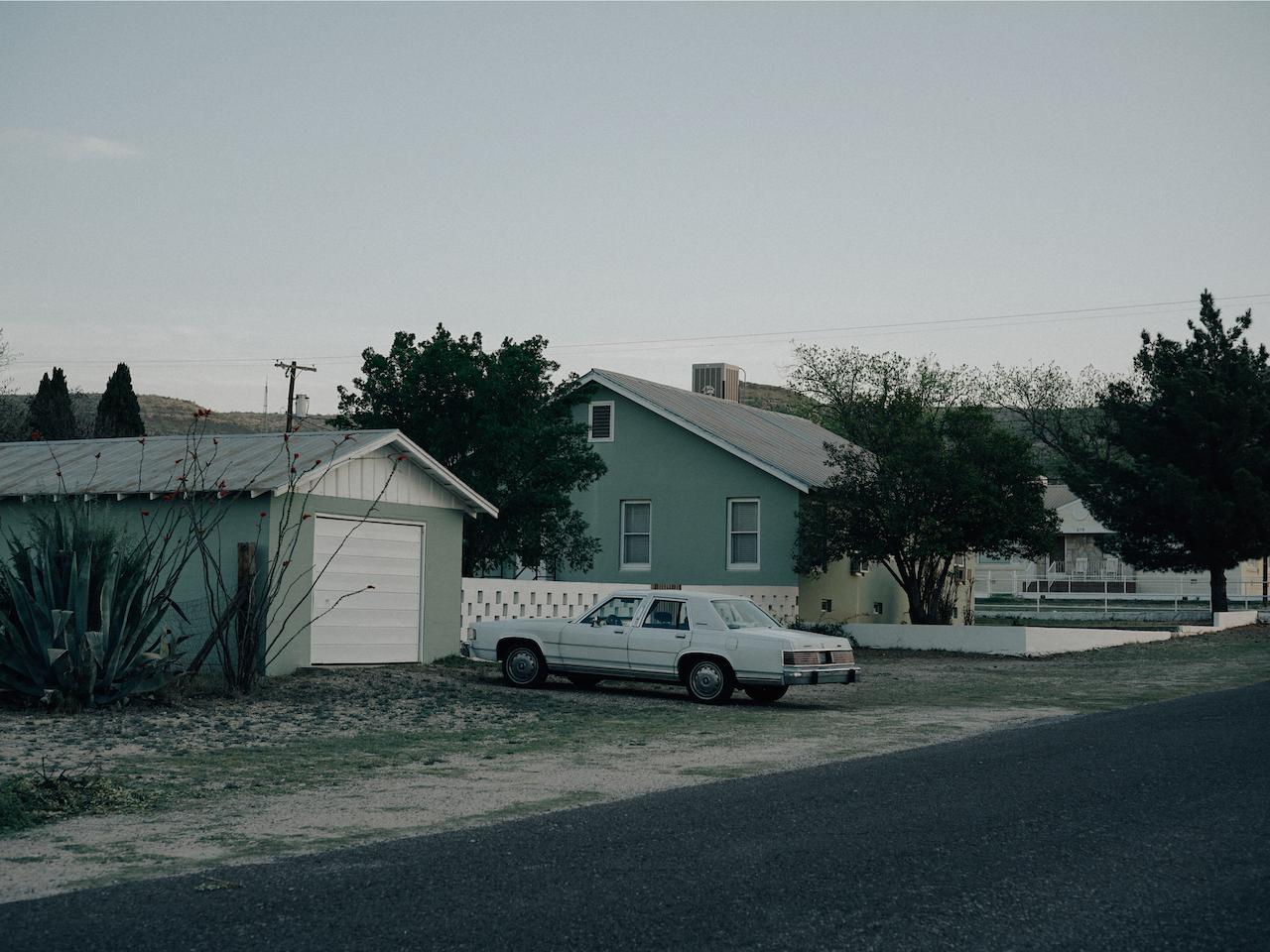 BORDERLAND TX