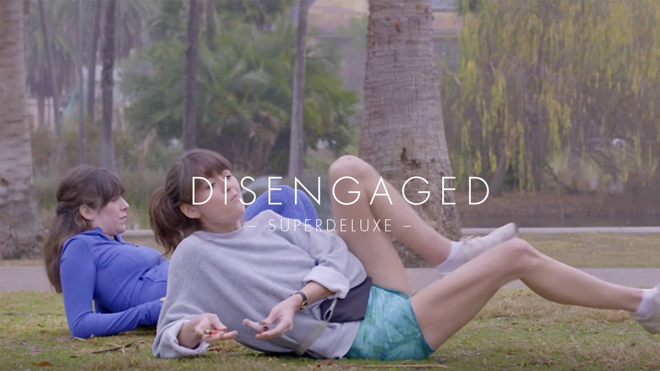 Disengaged (SUPERDELUXE)