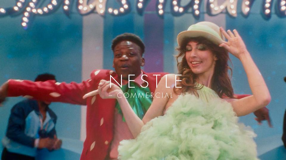 Nestle Splash