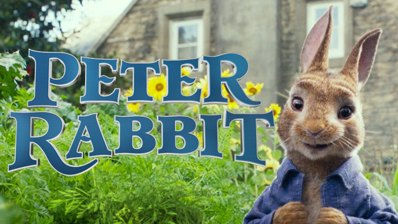 Peter Rabbit - Additional Animation Supervisor