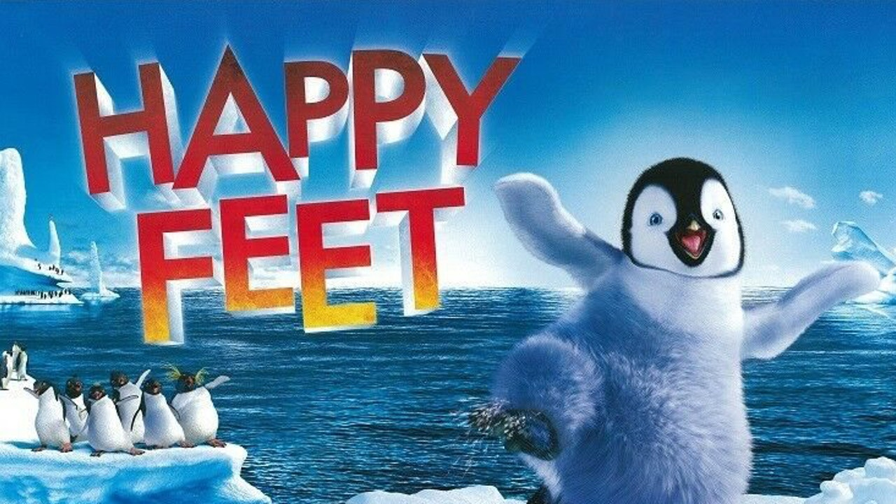 HAPPY FEET - Lead Animator