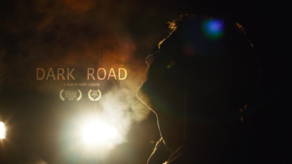 """""""DARK ROAD"""" - DARK ROAD POSTER"""