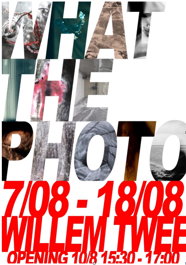 what the photo logo klein - What the photo, Willem Twee Den Bosch, 7-18 August 2019
