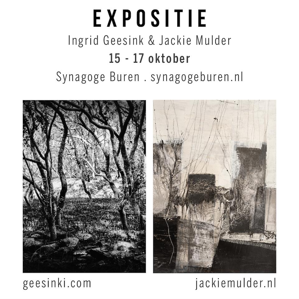 expo buren flyer -