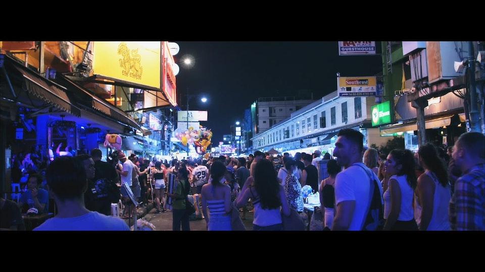 FILM - KHAO SAN ROAD