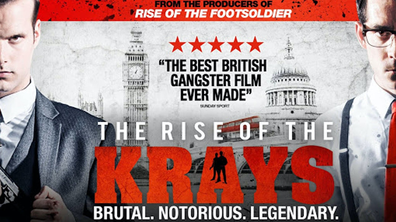 Rise Of The Krays - Trailer