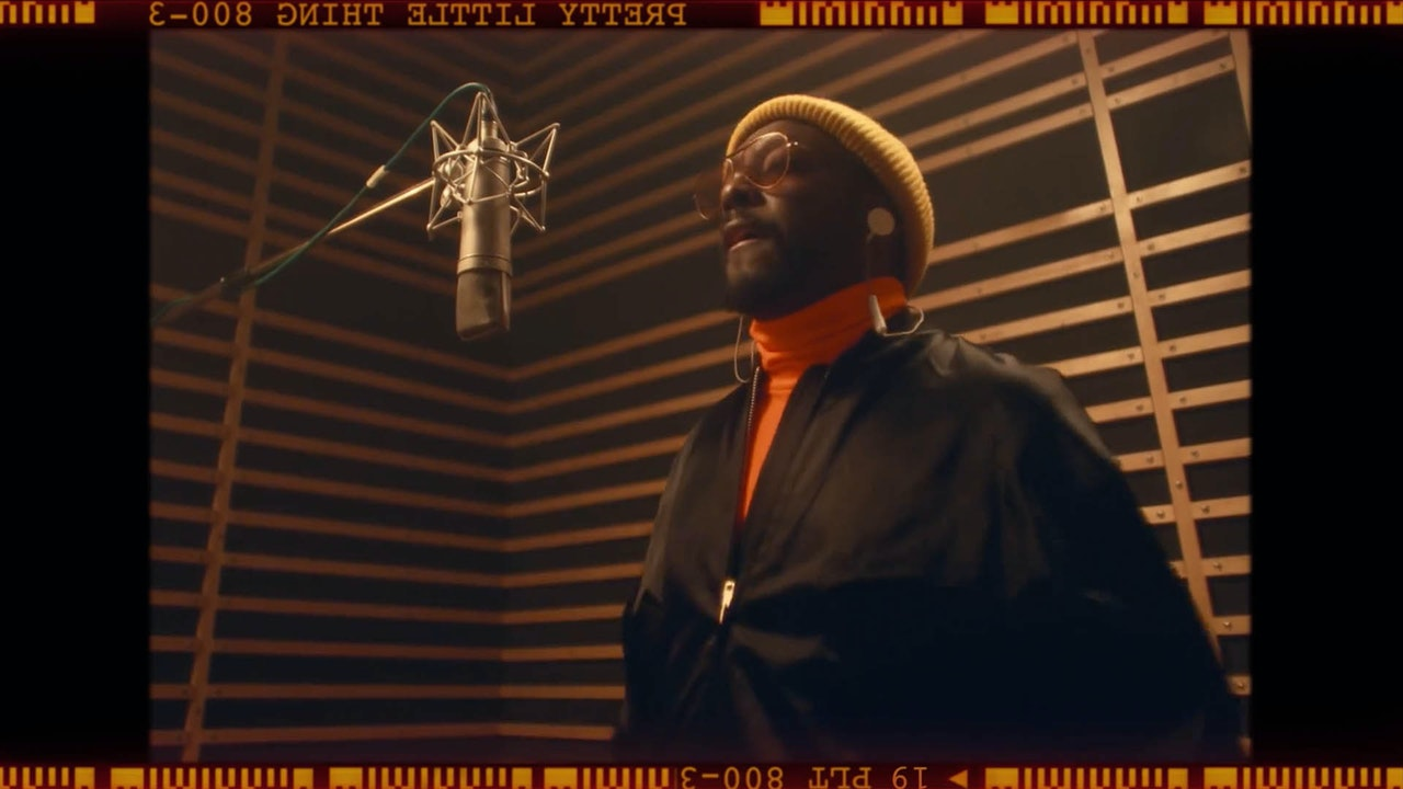 Will.i.am - 'Pretty Little Thing'