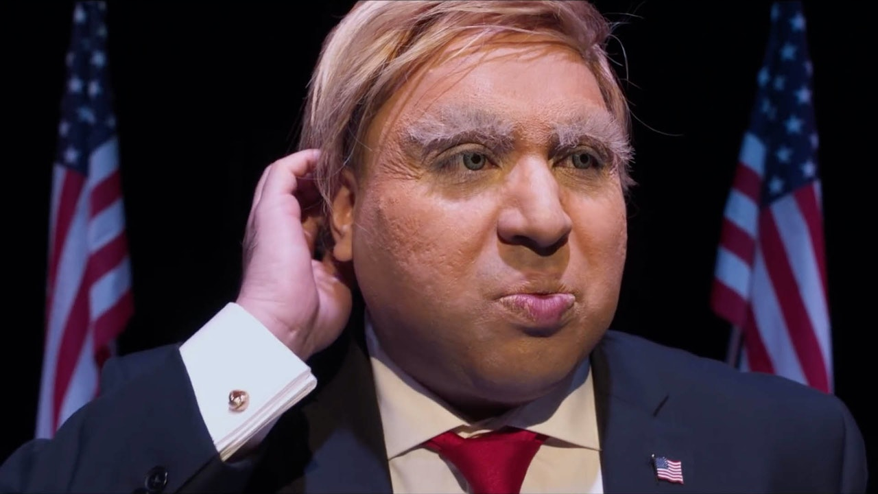 Donald Mohammed Trump