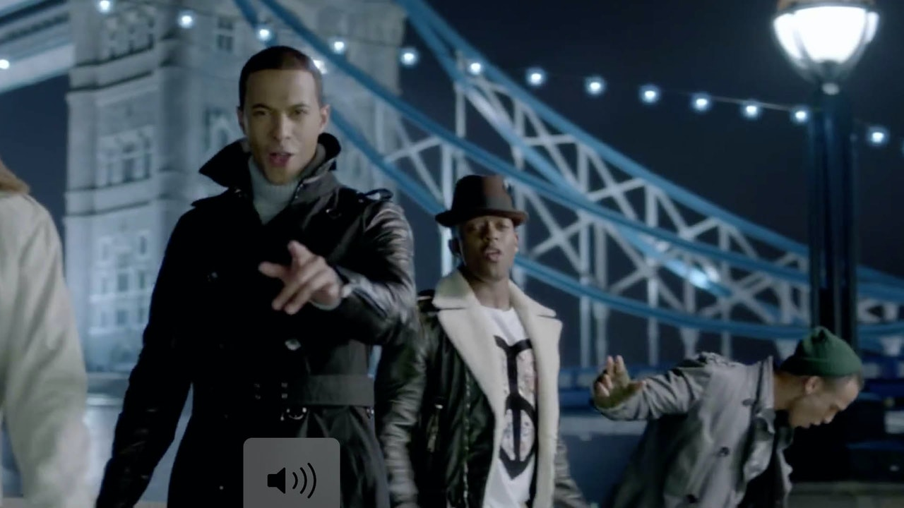 JLS - Take a Chance on Me
