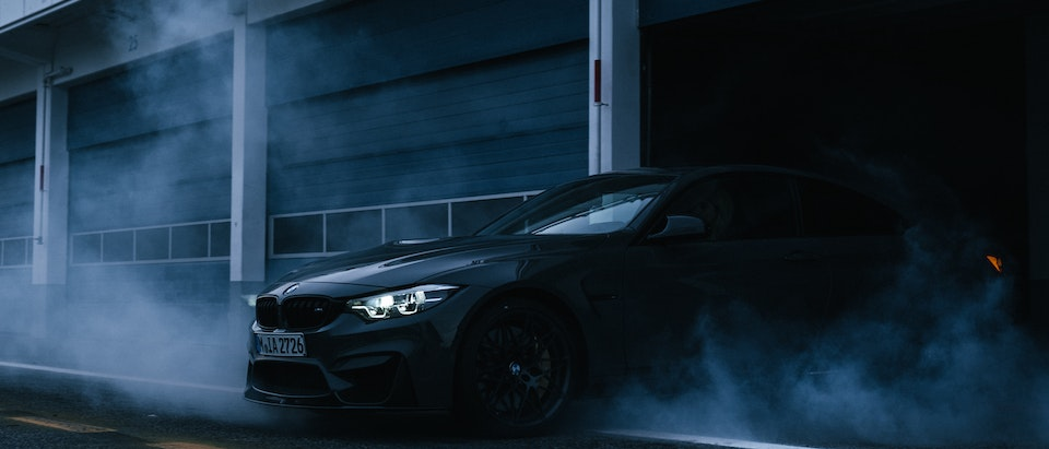 BMW M / THE MOST POWERFUL LETTER IN THE WORLD