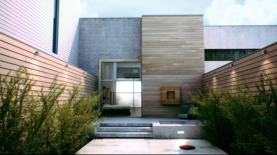 ar // vr // vfx // produced by zoltan sostai - Soma House - Architectural Visualization