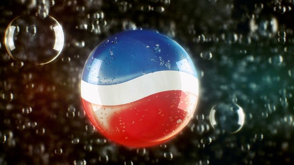 ar // vr // vfx // produced by zoltan sostai - Pepsi Logo Visualization
