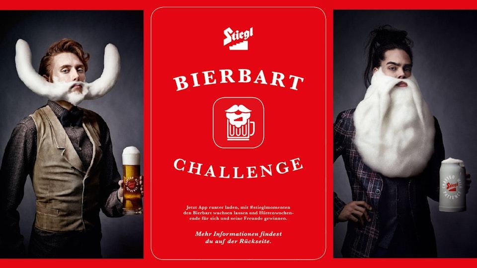 ar // vr // vfx // produced by zoltan sostai - Stiegl Bierbart Challenge