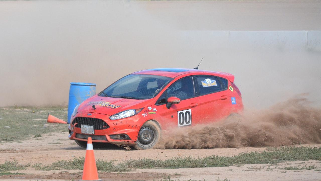 Ford Fiesta ST at KWRC (TrackWorthy)