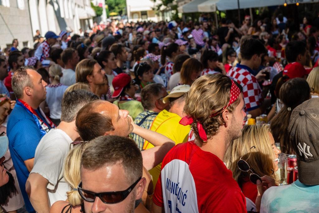 2018 World Cup Final - Croatia vs France