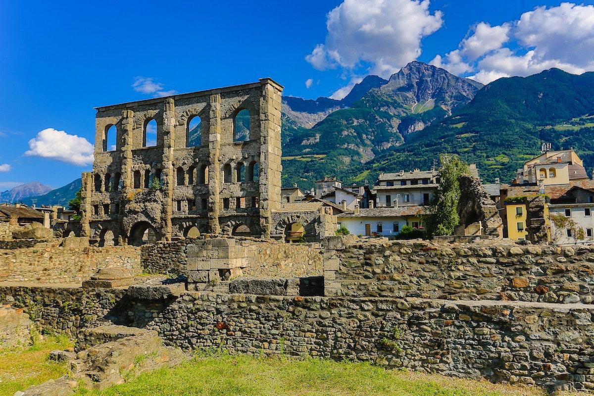 Alpine Adventure: Exploring Aosta