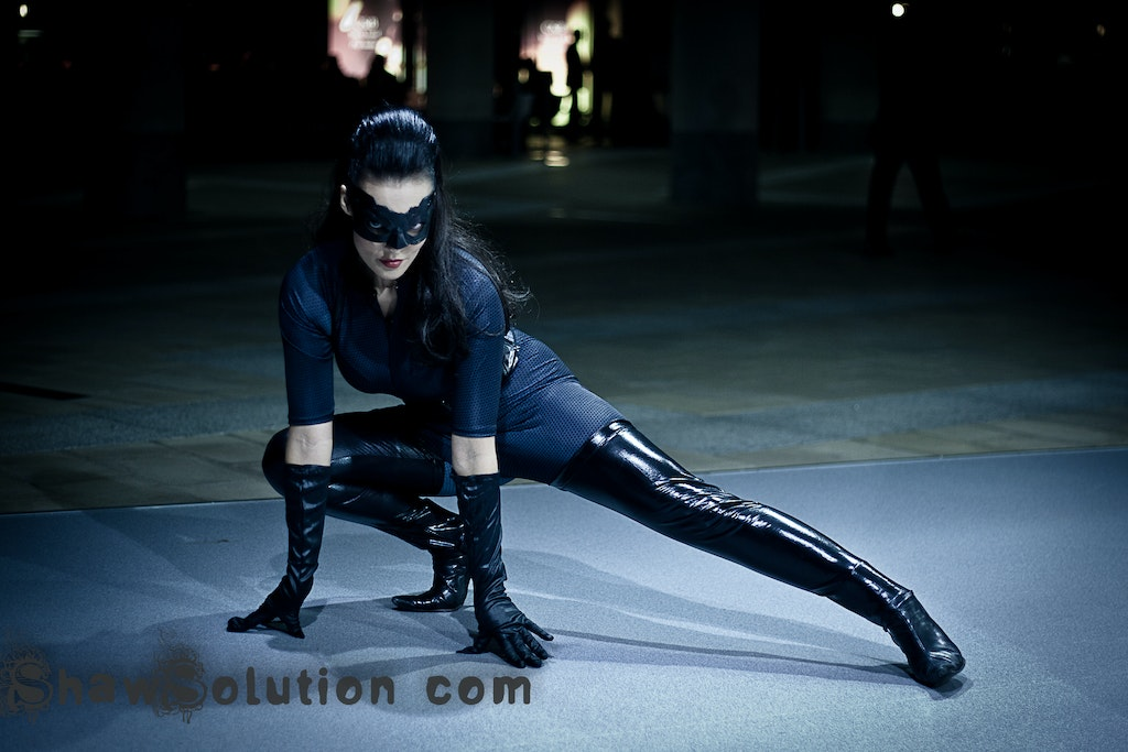 The Trail of the Catwoman