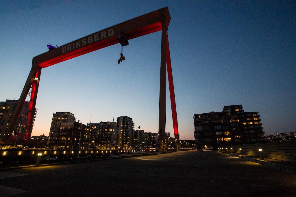 Eriksberg Night Shoot