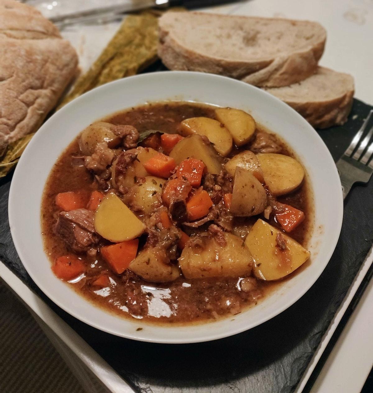 IRELAND: Irish Stew