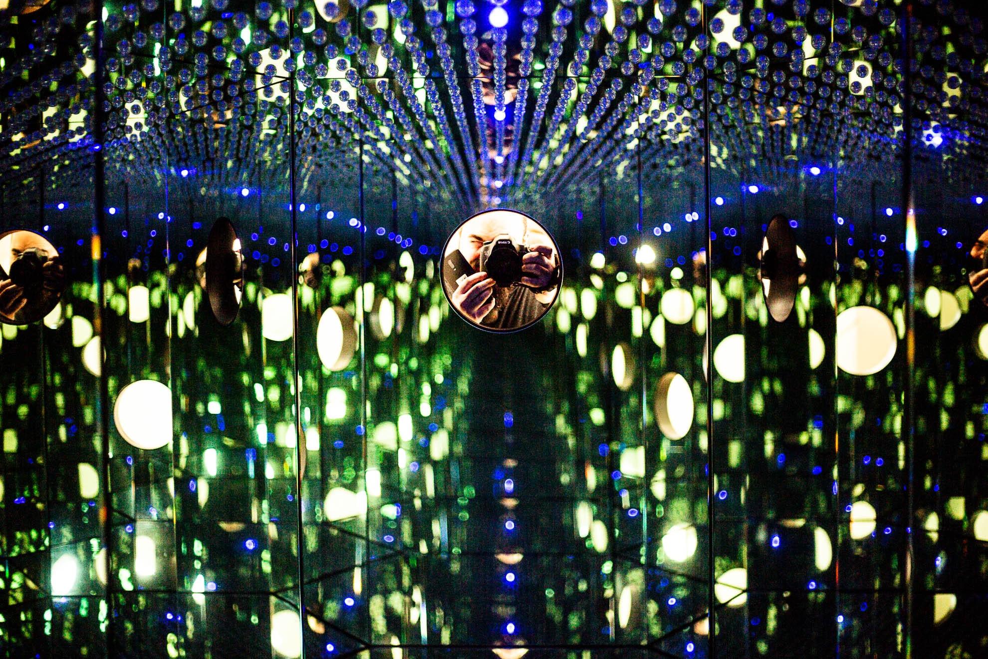 Longing for Eternity - Yayoi Kusama