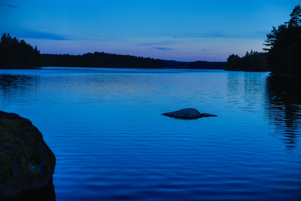 Camping in Gothenburg