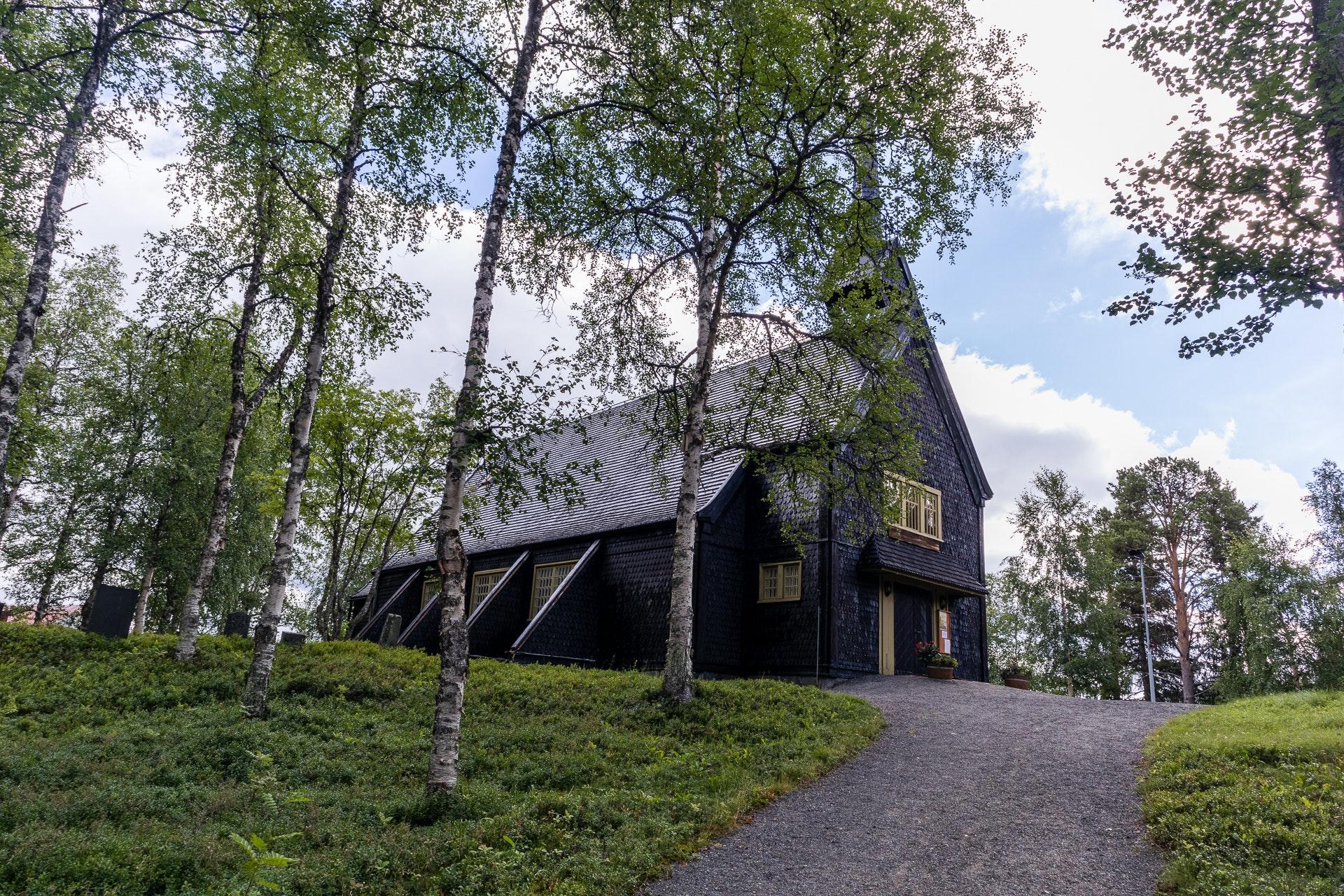 Ammarnäs kyrka