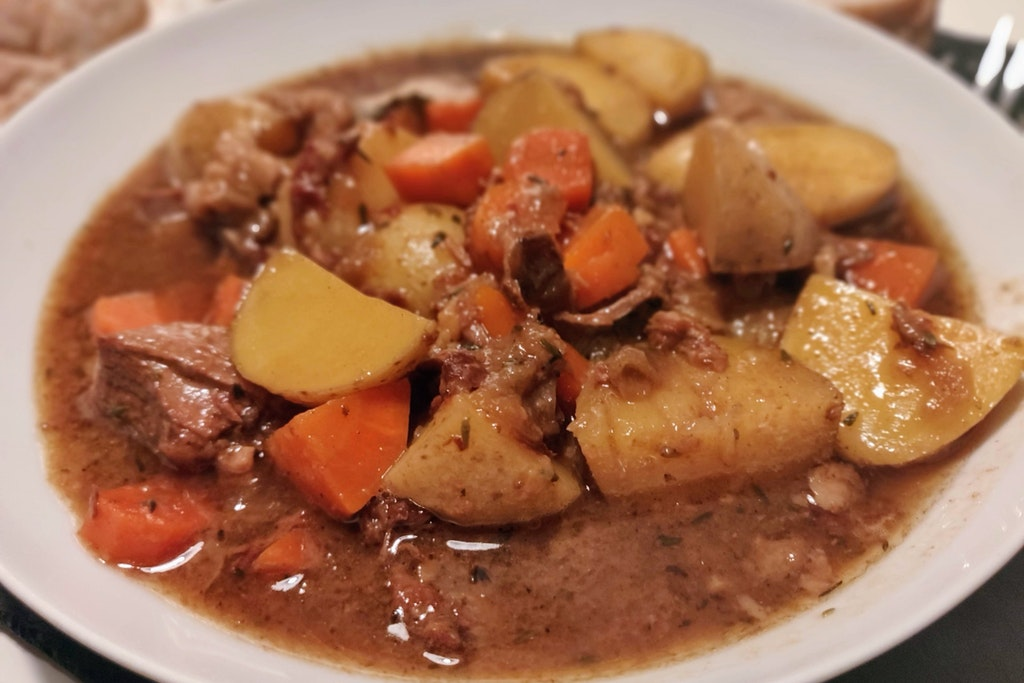 IRELAND: Irish Stew