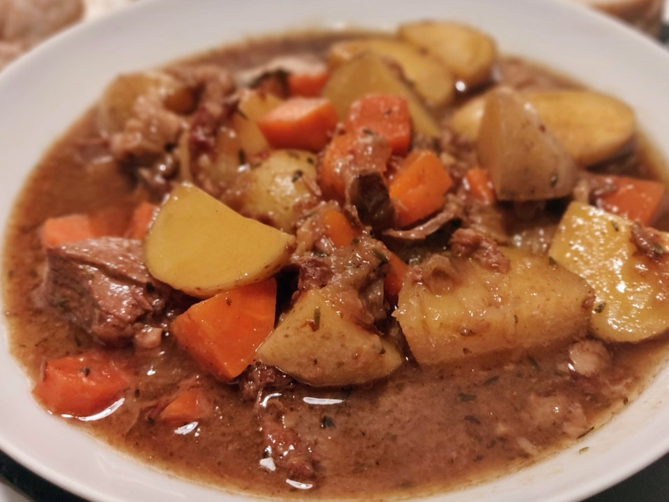 A Tog's Trek - IRELAND: Irish Stew