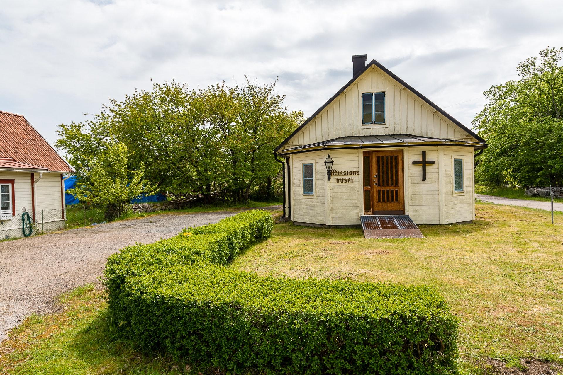 Missionhuset