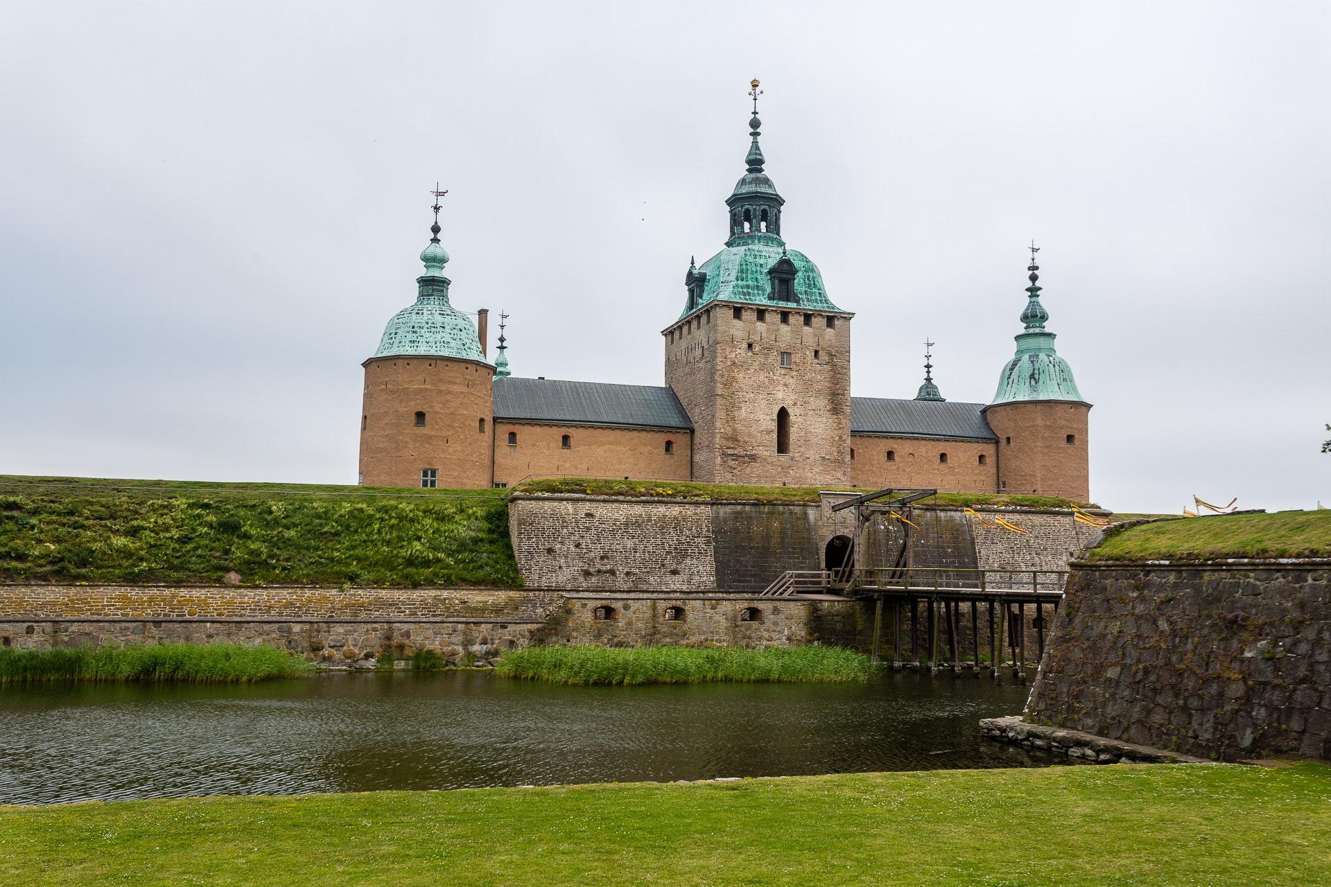 Kalmar Slott & Moat