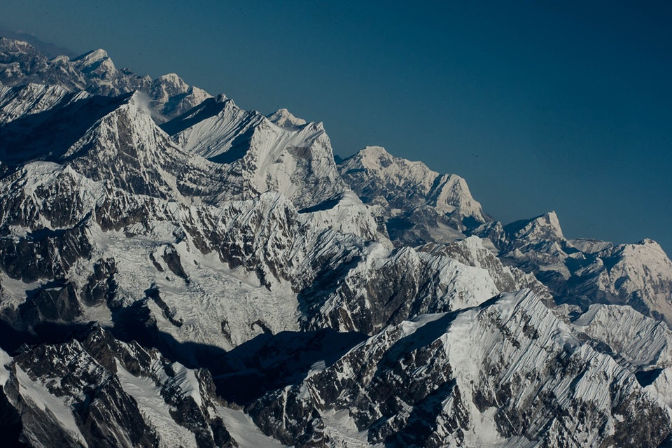 Everest from the Air