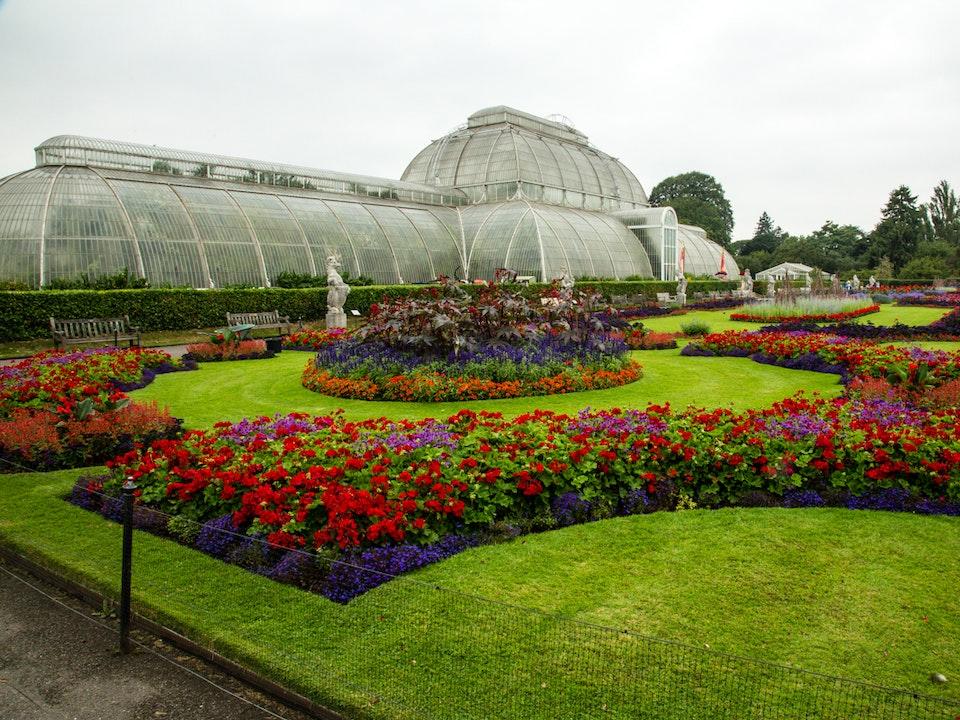 A Tog's Trek - Kew Gardens