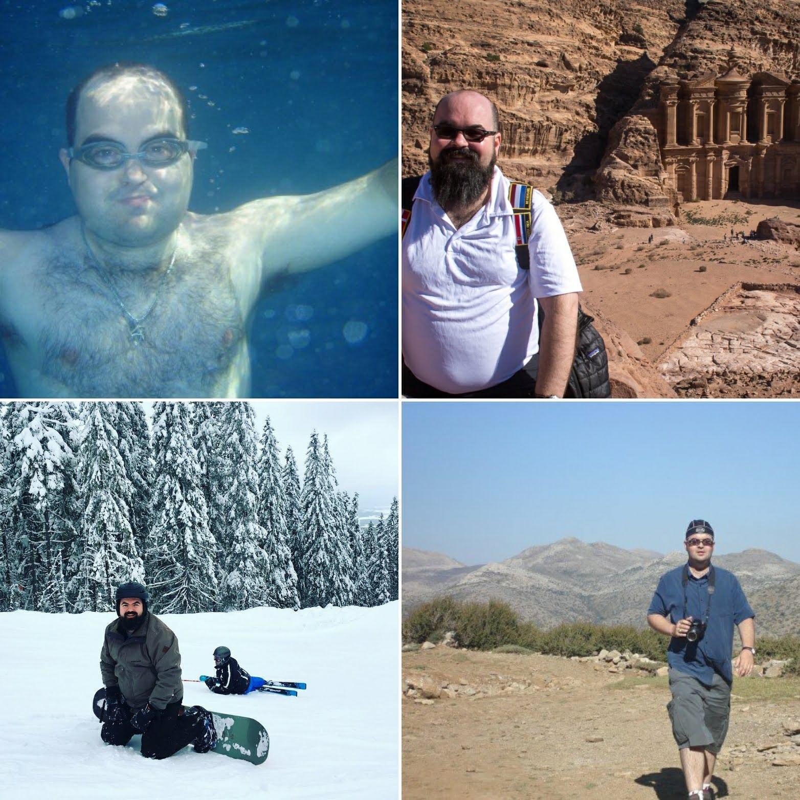 Egypt, Jordan, Sweden, Greece