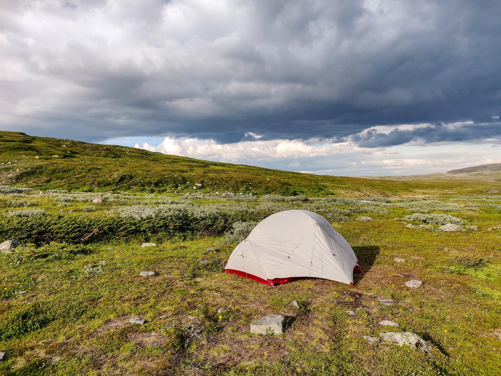 Incredible camping