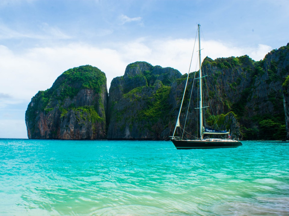 A Tog's Trek - Phi Phi Islands