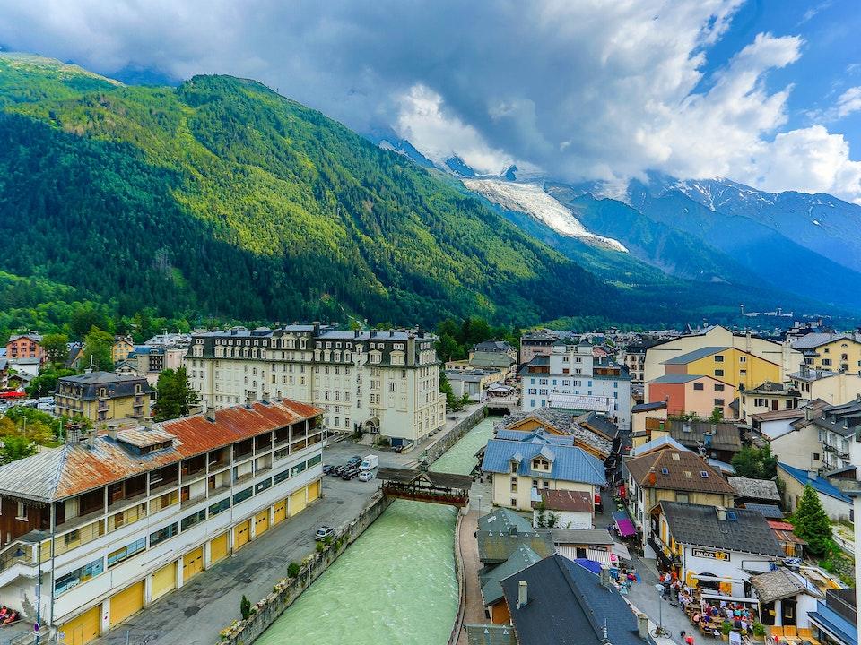 A Tog's Trek - Chamonix, Mont Blanc and Aiguille du Midi