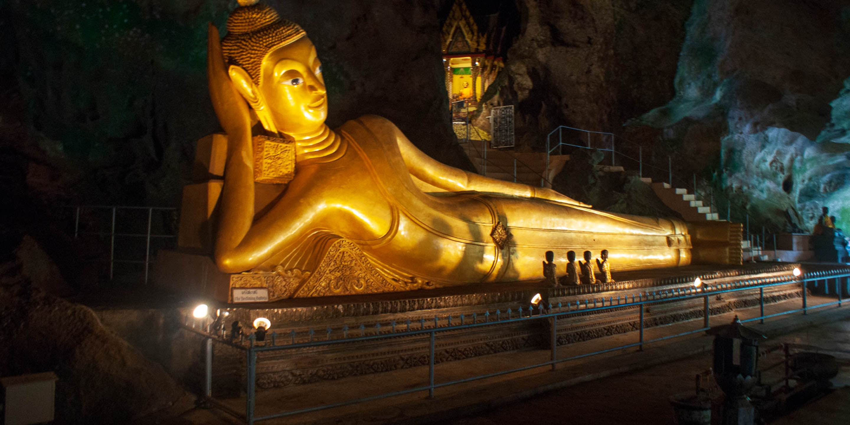 Cave of the Reclining Buddha