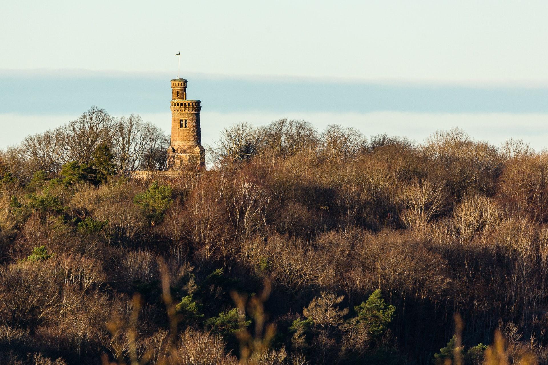 Slottskogen Watertower